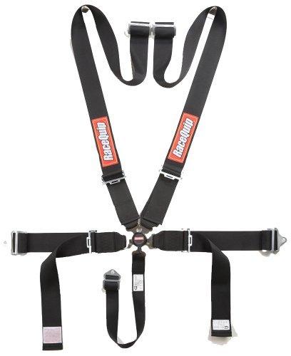 RaceQuip 741001 Sportsman 5-Point Camlock Harness Set by RaceQuip