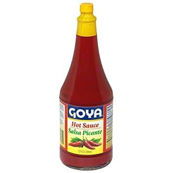 Goya Salsa Picante Hot Sauce 12 fl oz (2 pack)