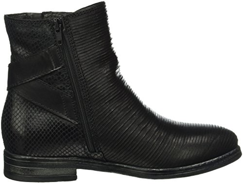 Clarks Sicilly Dove, Stivali Bassi Donna Nero (Black Interest Leather)