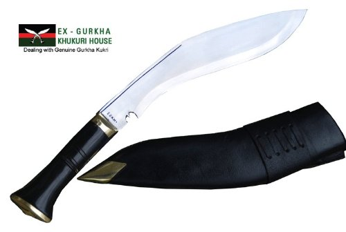 Genuine Service Kukri Knife British Gurkha Army Issue