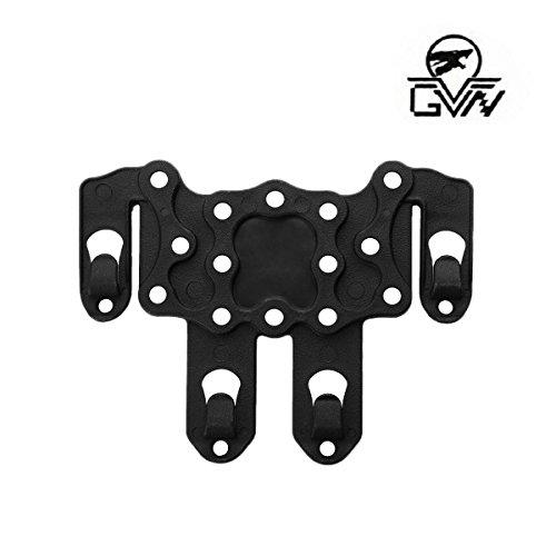 (GVN Polymer Serpa Strike CQC Platform Tactical CQC Holster Hanger Platform)