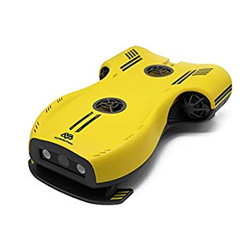Image of Nemo Underwater Drone with 4K UHD Camera and LED Fill Light, Aquarobotman ROV Drones for Marine Video, Fish Finder, Fishing Camcorder, RC Submarine Robot Toy Camcorders
