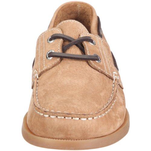 Geox Textil Uomo Vela U1100B00032C4002 - Zapatos de cuero para hombre Marrón