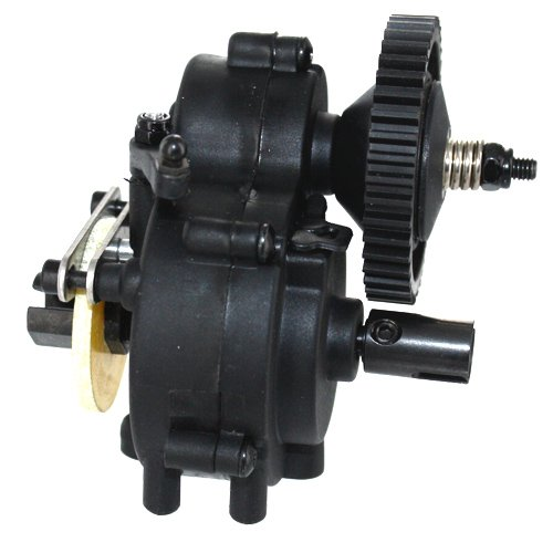 (Redcat Racing Complete Gearbox Assembly)