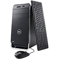 Dell XPS 8900 Ultra Gaming Desktop, Intel i7-6700 Quad-Core Processor 3.4GHz 8GB DDR4 RAM 1TB 7200RPM HDD GTX 730 2GB DRR3 DVD+/-RW WiFi HDMI Bluetooth Windows 7 / 10 Professional