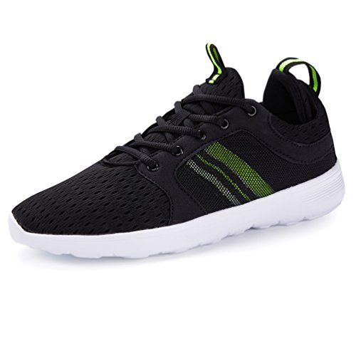 Men's Running Triangular Grid Shoes Fashion Breathable Sneakers Mesh Soft Sole Casual Athletic Lightweight