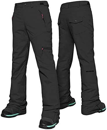 Women Skiing Jacket Pant Snow Suits Windproof Waterproof Outdoor Sport Warm Winter Coats
