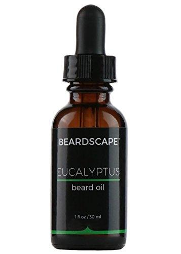 Beardscape Organic Beard Oil Eucalyptus