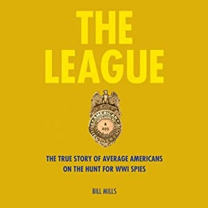 The League Audiobook