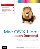 Mac OS X Lion on Demand (2nd Edition) Front Cover