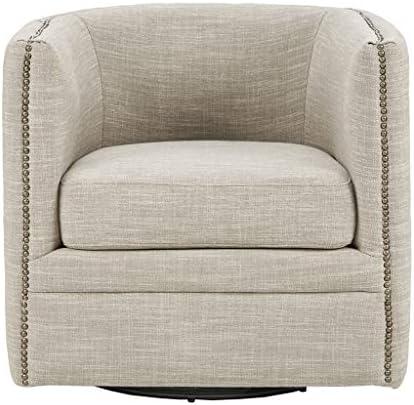 Madison Park Capstone Swivel Chair