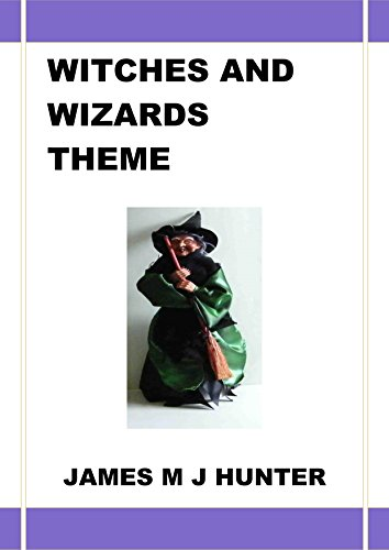 Witches and Wizard Theme (Games and Activity Theme Books Book 6)]()