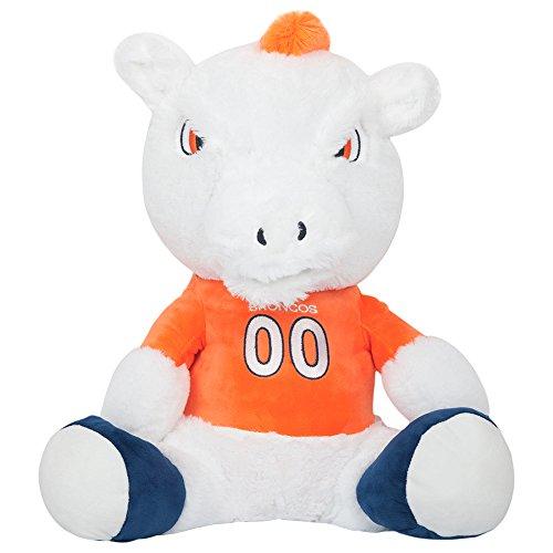 Denver Broncos Hide-An-Accessory Mascot ()
