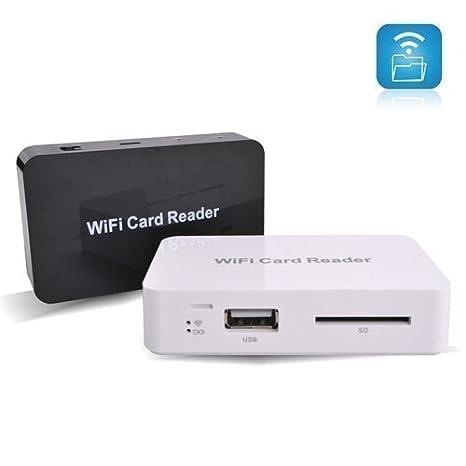Vina - Lector de tarjetas inalámbrico para iPhone, iPad y ...