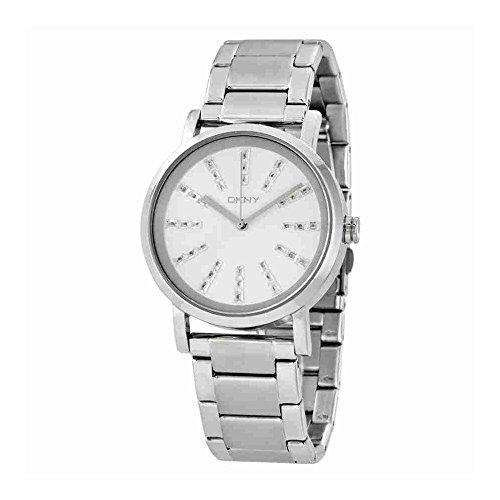 DKNY Women's NY2416 SOHO Silver-Tone Watch