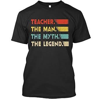 Amazon.com: Teacher The Man The Myth The Legend Vintage