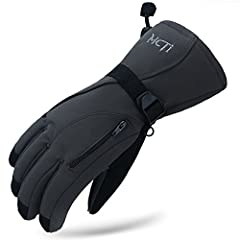 Descriptions: MCTi Brand Gloves focus on high quality series for winter skiing, snowboarding, biking, motorcycle and other winter sports etc.  Our Gloves is with super cool and slim apprearance shape, no bulky fit while provides super ...