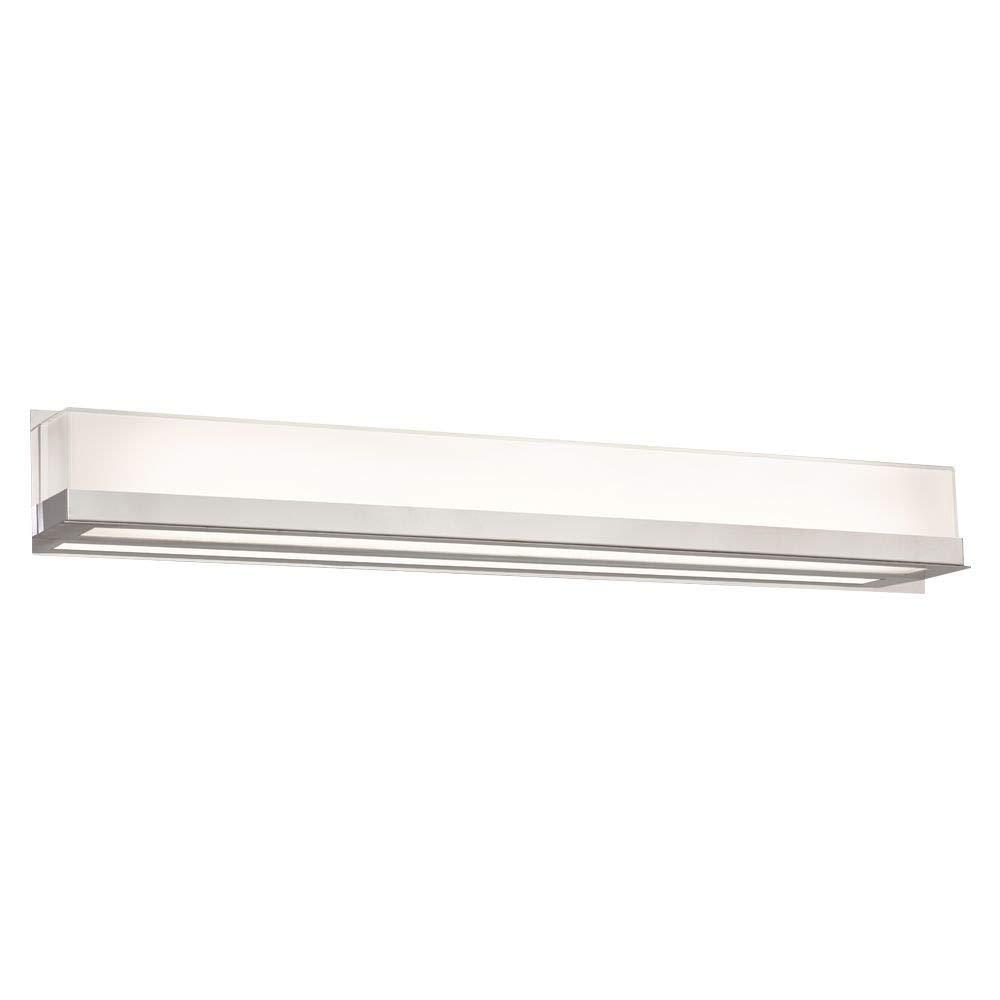 PLC Lighting 55036PC Chartuex Vanity Light
