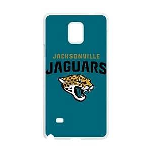 Samsung Galaxy Note4 N9108 Phone Cases NFL Jacksonville Jaguars Cell Phone Case TYD646994