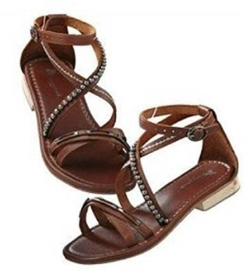 Sandalette femme pour Marron Marron Sandales Jones Amy 7Tq5wP1x