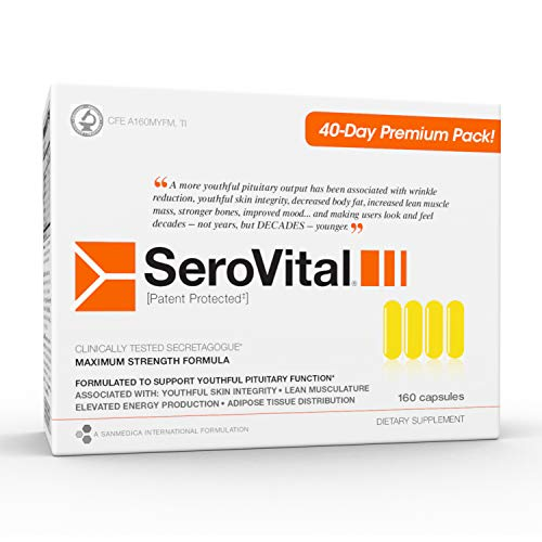 - SeroVital Dietary Supplement (160 Count)
