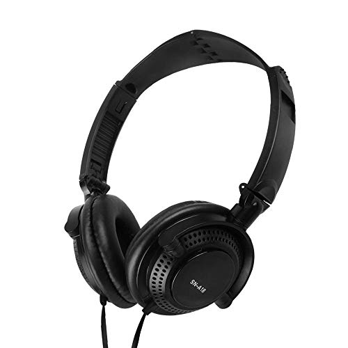 Docooler 3.5mm Wired Gaming Headset Over-Ear Sports Headphones Music Earphones with Microphone in-line Control for…