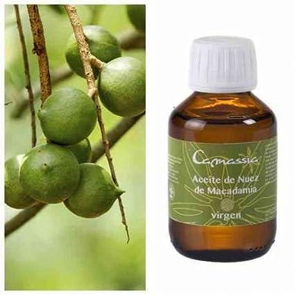 Aceite de nuez de macadamia virgen - 100ml