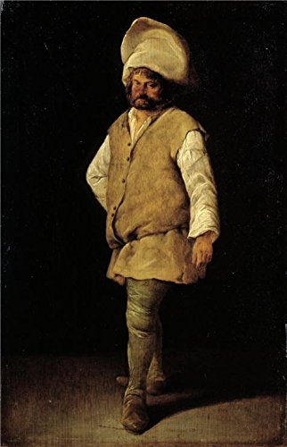 Oil Painting 'A Porter By Adriaen Brouwer', 12 x 19 inch / 30 x 47 cm , on High Definition HD canvas prints is for Gifts And Kitchen, Laundry Room And Nursery Decoration, making your own