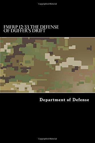 FMFRP 12-33  The Defense of Duffer's Drift ebook