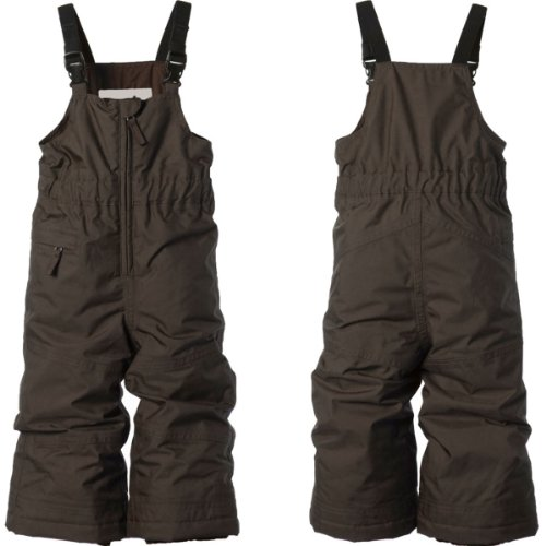 Wonder Kids® Baby and Toddler Snow Parts / Snow Overalls, Color: Brown, Size: 24mths