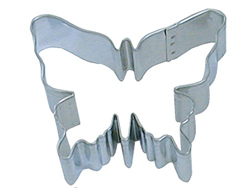"R&M Butterfly 3.25"" Cookie Cutter Stainless Steel in Durable Stainless Steel"