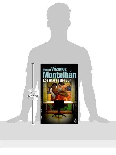 Los Mares Del Sur Amazon Co Uk Manuel Vazquez Montalban 9788408069966 Books