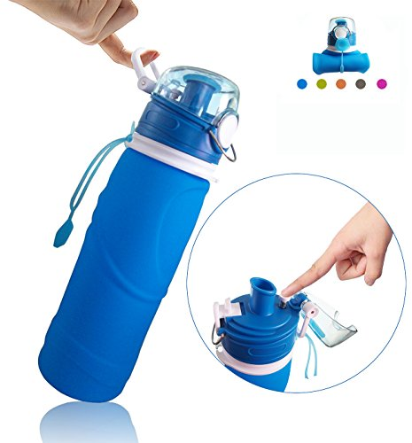 XHAIZ Collapsible Milliliter LeakProof Reusable product image