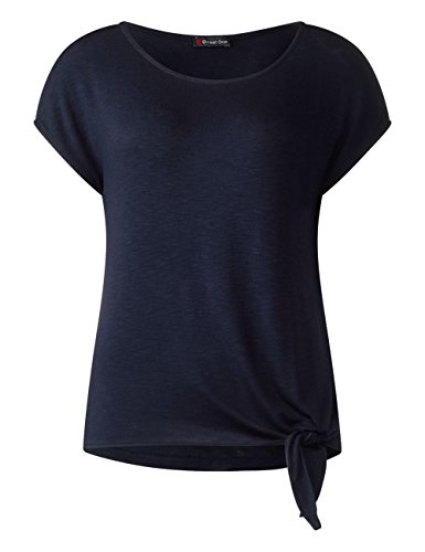 Azul Camiseta Para deep Mujer Street Blue 11238 One WxwHRn4A