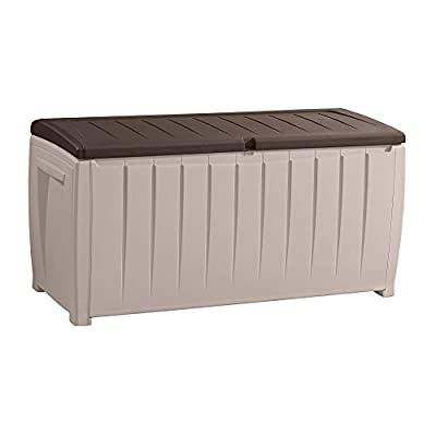 Keter Novel 90-Gallon Deck Box