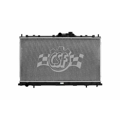 MAPM Premium Quality RADIATOR; 2.4L WITH CALIFORNIA EMISSIONS; WITOUT SENSOR by Make Auto Parts Manufacturing
