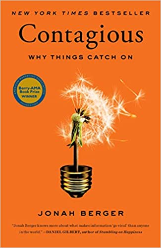 Contagious: Why Things Catch On ISBN-13 9781451686579