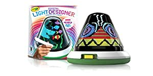 Crayola Digital Light Designer (Age: 6 - 8 years)(Drawings magically light up on a three-dimensional surface)