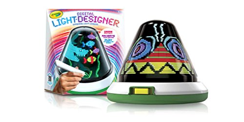 Crayola Digital Light Designer three dimensional