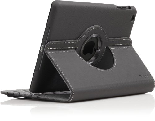 Targus Versavu Rotating Case and Stand for iPad mini 1 / 2 / 3 - Black (THZ183US)