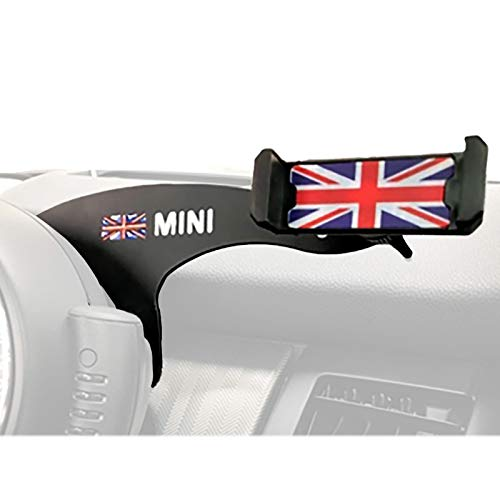 - Paileco Mobile Phone Holder Cradle Rotatable Clip (Union Jack Flag, 3.5-5.5 Inch Phone) for Mini Cooper R60 R61