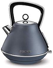 Morphy Richards 100102 Evoke Kettle Steel Blue