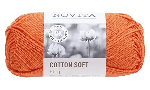 Novita Cotton Soft Mandarin(2 pieces)