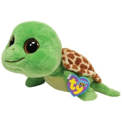 Peek A-boo Turtle - Ty Beanie Boos Sandy Turtle 6