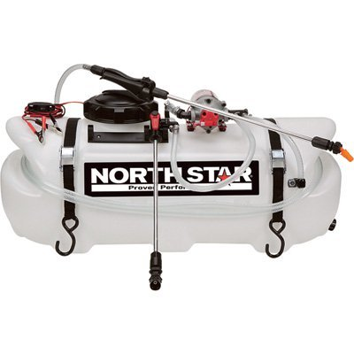 NorthStar ATV Broadcast and Spot Sprayer - 16 Gallon, 2.2 GPM, 12 Volt