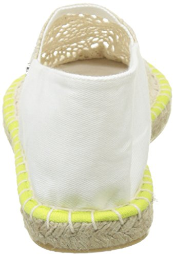 Moon Banana Alpargatas Para Mujer Blanc blanc Rochi Cqaqwdv