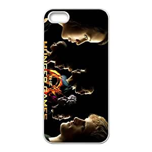 The Hunger Games iPhone 5 5s Cell Phone Case-White Oaacf