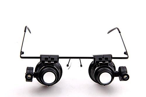 Led Light 20X Magnifier Loupe Lens - 4