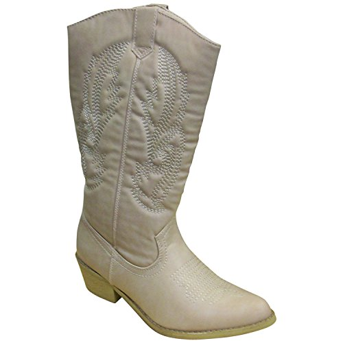 Ivory Womens Boots - 3