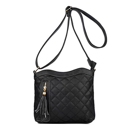 side bags for women black - 9